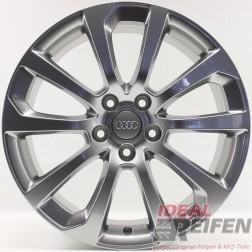 Original Audi A3 S3 8P 18 Zoll 8P0071498A Alufelge Felge Sline 7,5x18 ET54 EF20