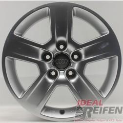 "Original Audi A4 8E B7 8EC071496A 666 16 Zoll Alufelge 7x16 ET42 5x112 LK ""neu"""