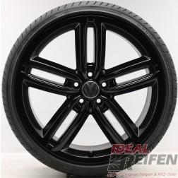 4 VW Scirocco 1K8 20 Zoll Sommerräder Sommersatz Original Audi Pirelli SSM