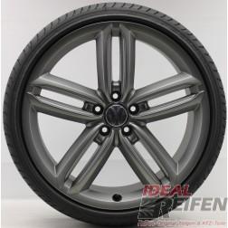 4 VW Touran 1T 5T 20 Zoll Sommerräder Sommersatz Original Audi Pirelli TM