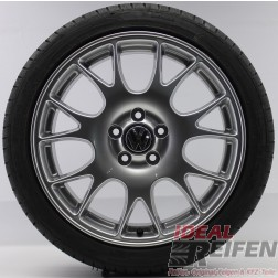 4 Original Audi 8P0601025R 18 Zoll VW Touran 1T Sommerräder Michelin 7,5x18