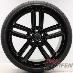 4 VW Touran 1T 5T 20 Zoll Sommerräder Sommersatz Original Audi Pirelli SG