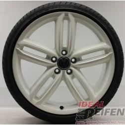4 VW Touran 1T 5T 20 Zoll Sommerräder Sommersatz Original Audi Pirelli W