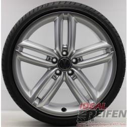 4 VW Scirocco 1K8 20 Zoll Sommerräder Sommersatz Original Audi Pirelli S