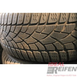 Dunlop Winter Sport 3D 205/55 R16 91H DOT2010 4,5mm Winterreifen