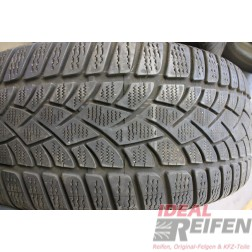 Dunlop Winter Sport 3D RSC RFT 245/45 R18 100V DOT2010 4mm Winterreifen