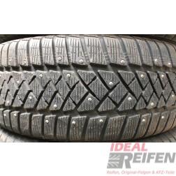 Dunlop Winter Sport M2 235/50R18 101H DOT 2001 Winterreifen ungefahren Spikes