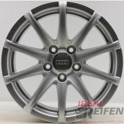 1 Original Audi TT 8J 16 Zoll Alufelge 8J0601025F 7x16 ET47 EF5428