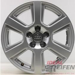 1 Original Audi Q5 8R 17 Zoll Alufelge 8R0601025BB 8x17 ET39 Felge EF5436