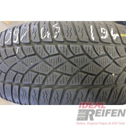 Dunlop Winter Sport 3D 205/55 R16 94H 205 55 16 DOT2009 4,0mm Winterreifen