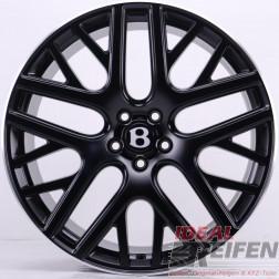 Original Bentley Continental GT3 GTC 3W0601025FG 21 Zoll Felgen SM Rand gedreht