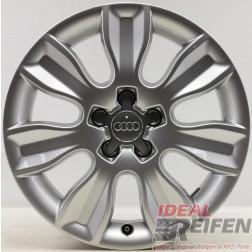 4 Original Audi A1 8X 16 Zoll Alufelgen 8X0601025A 6x16 ET30 Felgen 32121