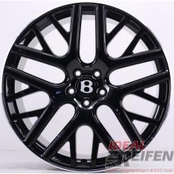 Original Bentley Continental GT3 GTC 3W0601025FG 21 Zoll Felgen SG Rand gedreht