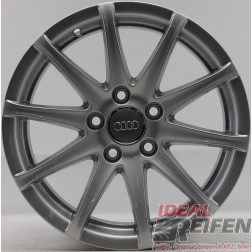 """Original Audi TT 8J 16 Zoll Alufelge 8J0601025B 7x16 ET45 serienrad """"wie neu"""""""