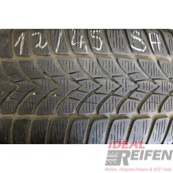 Dunlop Winter Sport 4D 205/55 R16 91H 205 55 16 DOT2012 4,5mm Winterreifen