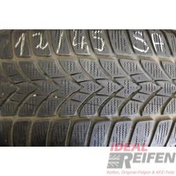 Dunlop Winter Sport 4D 205/55 R16 91H 205 55 16 DOT2012 4,5mm Winterreifen