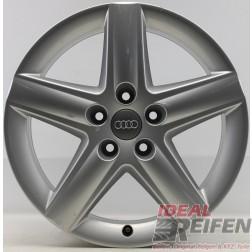 4 Original Audi A3 S3 8P 17 Zoll Alufelgen 7,5x17 ET56 8P0601025D 30796