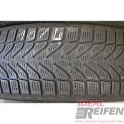 2 Firestone Winterhawk 195/65 R15 95T DOT2010 4,0mm Winterreifen