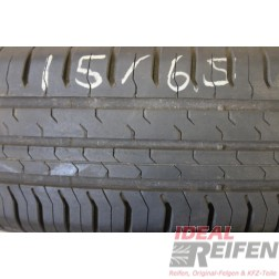 Continental Eco Contact 5 185/65 R15 88H DOT2015 6,5mm Sommerreifen