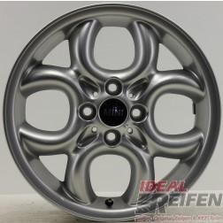 4 Original Mini Alufelgen 6791942 Circular Spoke R55 R56 R57 R58 R59 6,5x16ET46