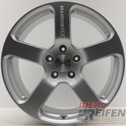 20 Zoll Porsche 911 S Alufelgen VA: 8,5 + HA: 11 x20 Original Mansory S NEU