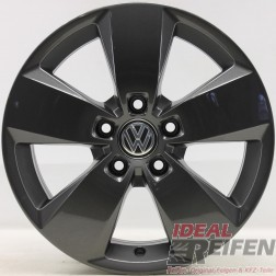 4 Original VW Golf 7 5G 6,5x16 ET46 5G0601025J PERTH Alufelgen 32197