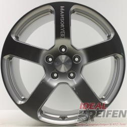 20 Zoll Porsche 911 S Alufelgen VA: 8,5 + HA: 11 x20 Original Mansory BC NEU