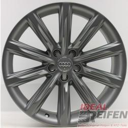 4 Audi Q5 2 FY 19 Zoll Alufelgen 8x19 ET26 Original Audi Felgen TM