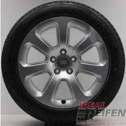 4 Original Audi Alufelgen A5 8T 4H0071497 Wintersatz Dunlop 225/50 R17 94H NEU