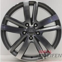 Original Audi Q7 4L 20 Zoll Einzelfelge 4L0601025AJ Facelift 9x20 ET60 EF3350