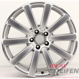 Original VW Phaeton 3D Einzelfelge 3D0601025P Omanyt 9x19 ET40 Alufelge