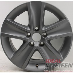 1 Original Polo 9N & VW FOX 15 Zoll CORDOBA Alufelge 5Z0601025P 6x15 ET38 EF3520