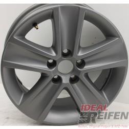 1 Original Polo 9N & VW FOX 15 Zoll CORDOBA Alufelge 5Z0601025P 6x15 ET38 EF3518