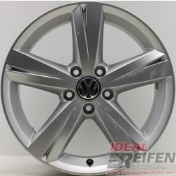 1 Original VW Beetle 5C Spin Alufelge 5C0601025AL 5C0601025AA 7x17 ET43 EF1589
