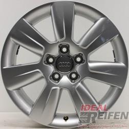 4 Original Audi A6 Allroad 4F C6 17 Zoll Alufelgen 4F0601025AS 7x17 ET34 32652