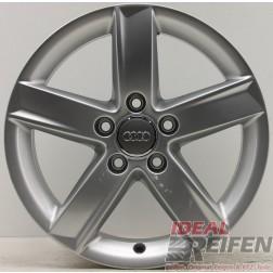 1 Original Audi A6 4F C6 16 Zoll Alufelge 4F071496G 7x16 ET42 EF3577