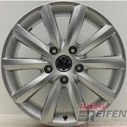 1 Original VW Touareg 7P  Alufelge 7P6601025B TACORA Felge 8x18 ET53 EF2354