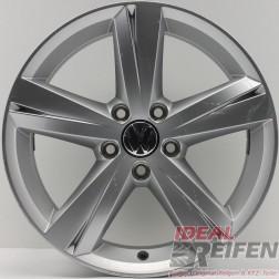 4 Original VW Beetle 5C Spin Alufelgen 5C0601025AL 5C0601025AA 7x17 ET43 29926