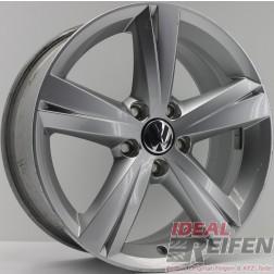 1 Original VW Beetle 5C Spin Alufelge 5C0601025AL 5C0601025AA 7x17 ET43 EF1852