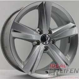 1 Original VW Beetle 5C Spin Alufelge 5C0601025AL 5C0601025AA 7x17 ET43 EF1853
