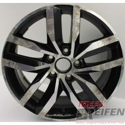 1 Original VW Golf 7 5G VII MADRID 7x17 ET49 5G0601025D Alufelge EF1776