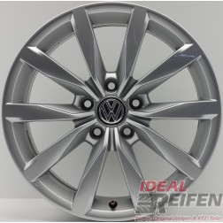1 Original VW Beetle 5C Spin Alufelge 5C0601025F ROTOR Felge 7x17 ET43 EF1778