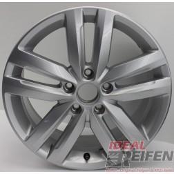 1 Original VW Jetta 5C 2011-2016 Alufelge 5C0601025K 7x17 ET54 Felge EF1787