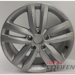 1 Original VW Jetta 5C 17 Zoll Alufelge 5C0601025K 7x17 ET54 EF1789