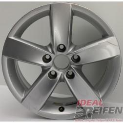 1 Original VW Jetta 5C 16 Zoll NAVARRA Felge 6,5x16ET50 5C0601025 5C0601025R /3