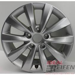1 Original VW Beetle 5C 16 Zoll Mikra Alufelge 5C0601025T 6,5x16 ET44 EF1898