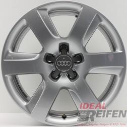 4 Audi A6 4F C6 Allroad 17 Zoll Alufelgen 8x17 ET30 Original Audi Felgen S