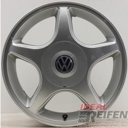 1 Original VW Touran 1T 1T4071495666 Alufelge 6,5x15ET50 Felge KBA 45516 EF3889