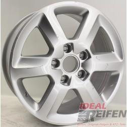 Original Audi Q7 4L 18 Zoll Alufelge 4L0601025BJ 4L0601025AG 8x18 ET56 EF6042