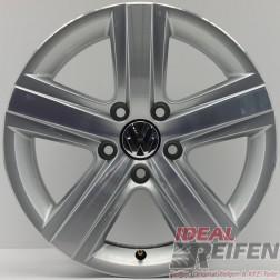 1 Original VW Sharan 7N BRISBANE 6,5x16 ET33 7N0601025 Alufelge Felge EF4324